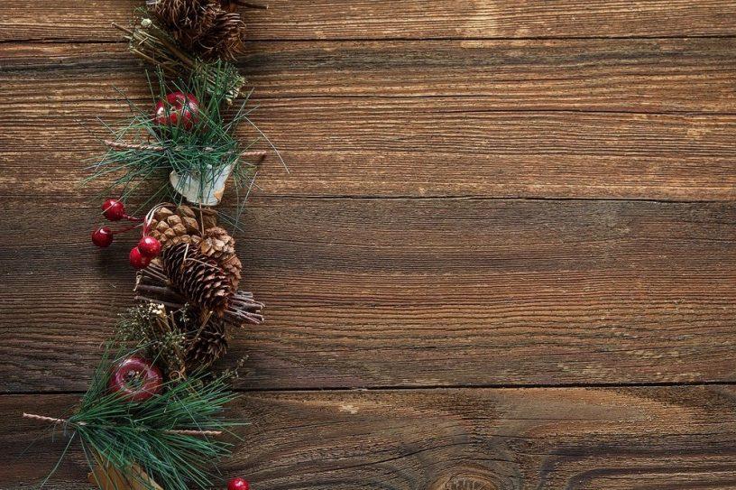 5 ideeën om zelf kerstversiering te maken