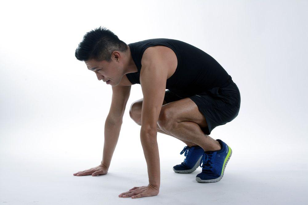 Eenvoudige dagelijkse stretchoefeninge