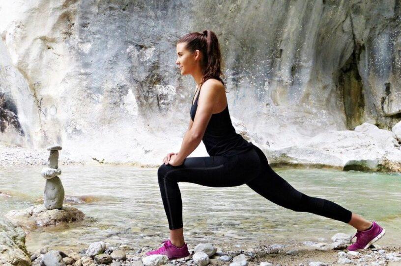 Eenvoudige dagelijkse stretchoefeningen